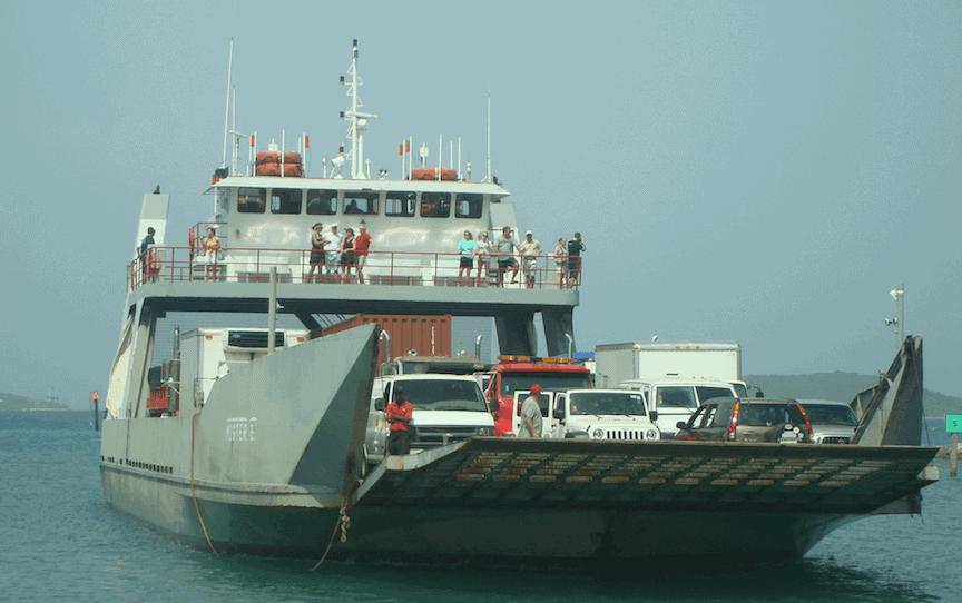 Boyson Barge