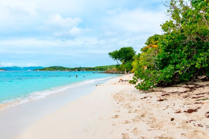 Best Practices For Beaching It On St John