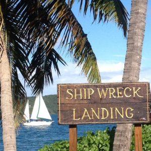 Shipwreck Landing