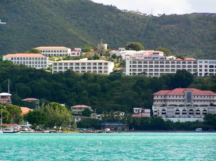 Charlotte Amalie hotels