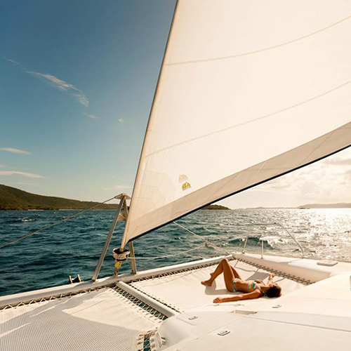 Things to do in the Virgin Island: Go Sailing
