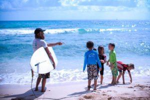 Surfing Virgin Islands