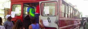 Red Roti Bus St. Thomas