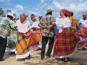 Quadrille Folk Life Festival Virgin Islands