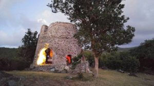 Susannaberg Ruins St. John Weddings