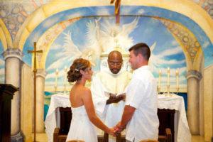 Wedding St. John