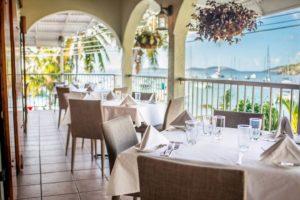 Terrace Restaurant St. John
