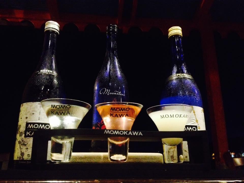 Sake-Flights