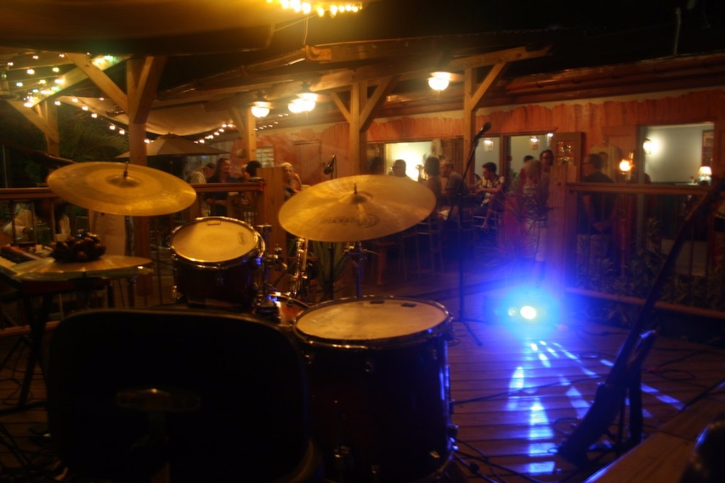 Drums-Indigo