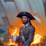 Pirate Jean Hamelin St. Thomas Treasure Museum