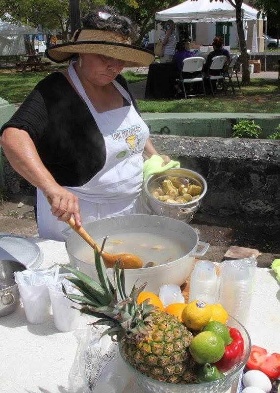 Coal-Pot-cook-off-St-Thomas