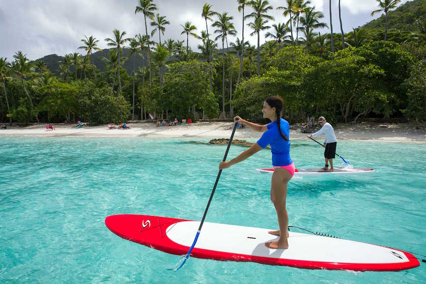 Cinnamon-Bay-St-John-SUP