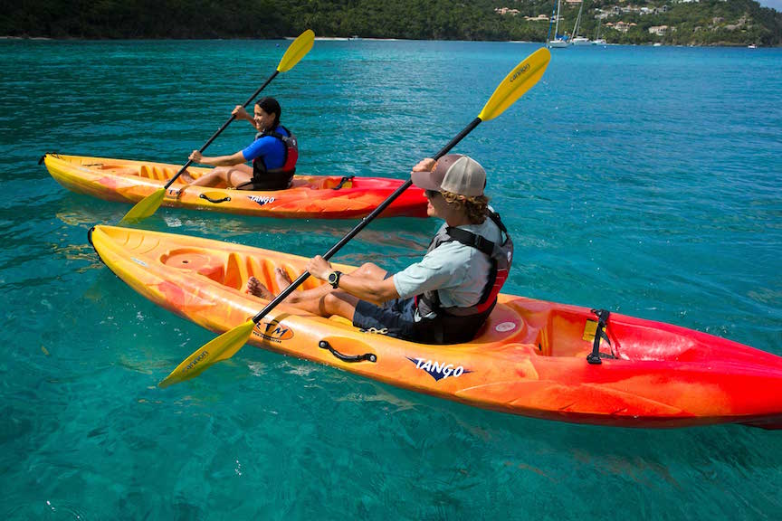 Cinnamon-Bay-St-John_Kayaking