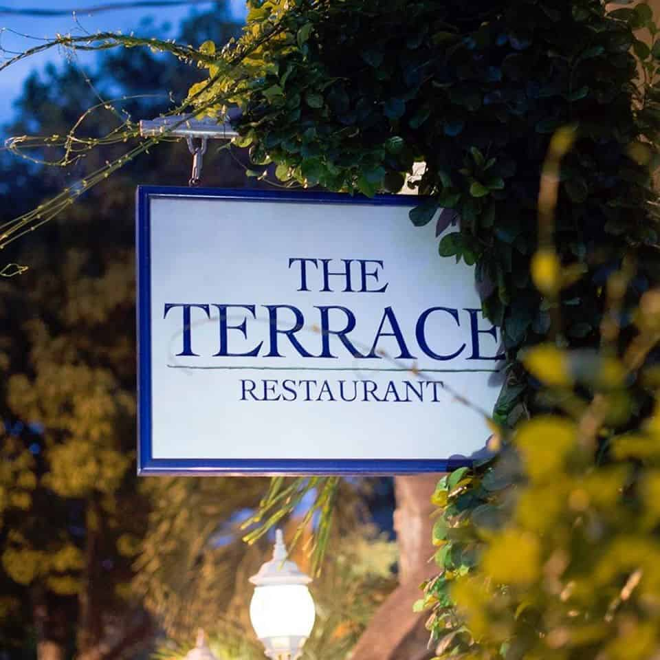 July 28 end of season chef s choice wine dinner for The terrace restaurant