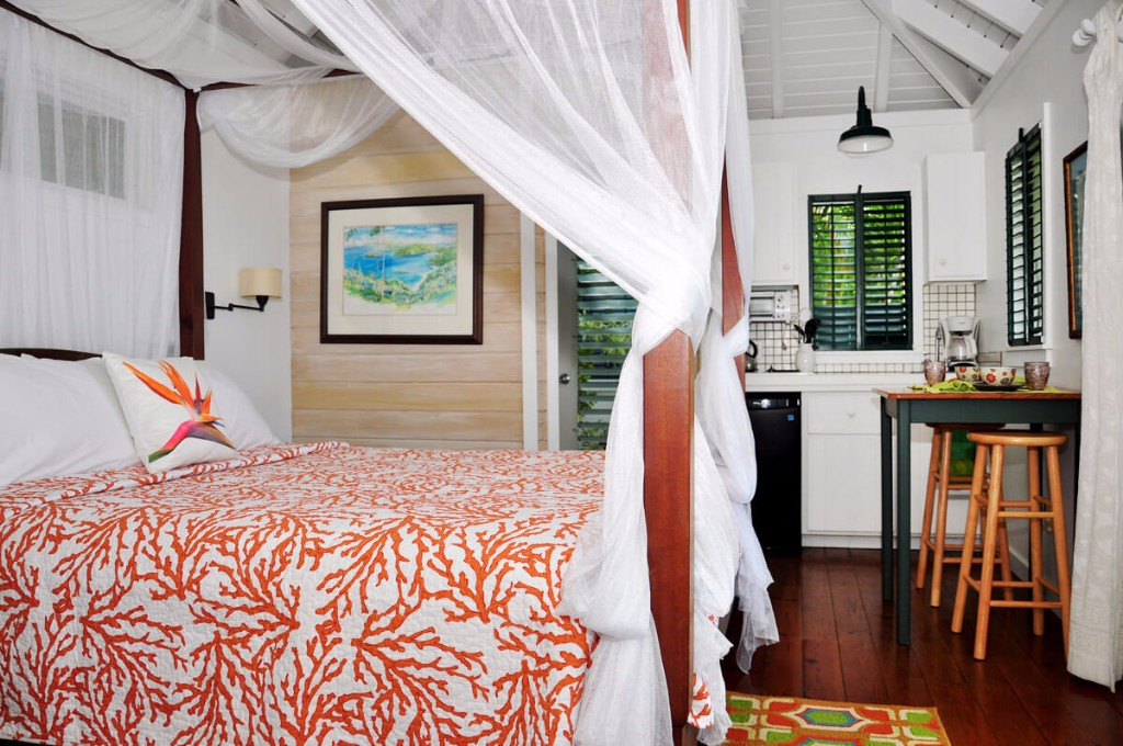 cozy-interior-bedroom-Calabash-Cottages-6
