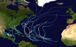 Atlantic Hurricane Season 1995