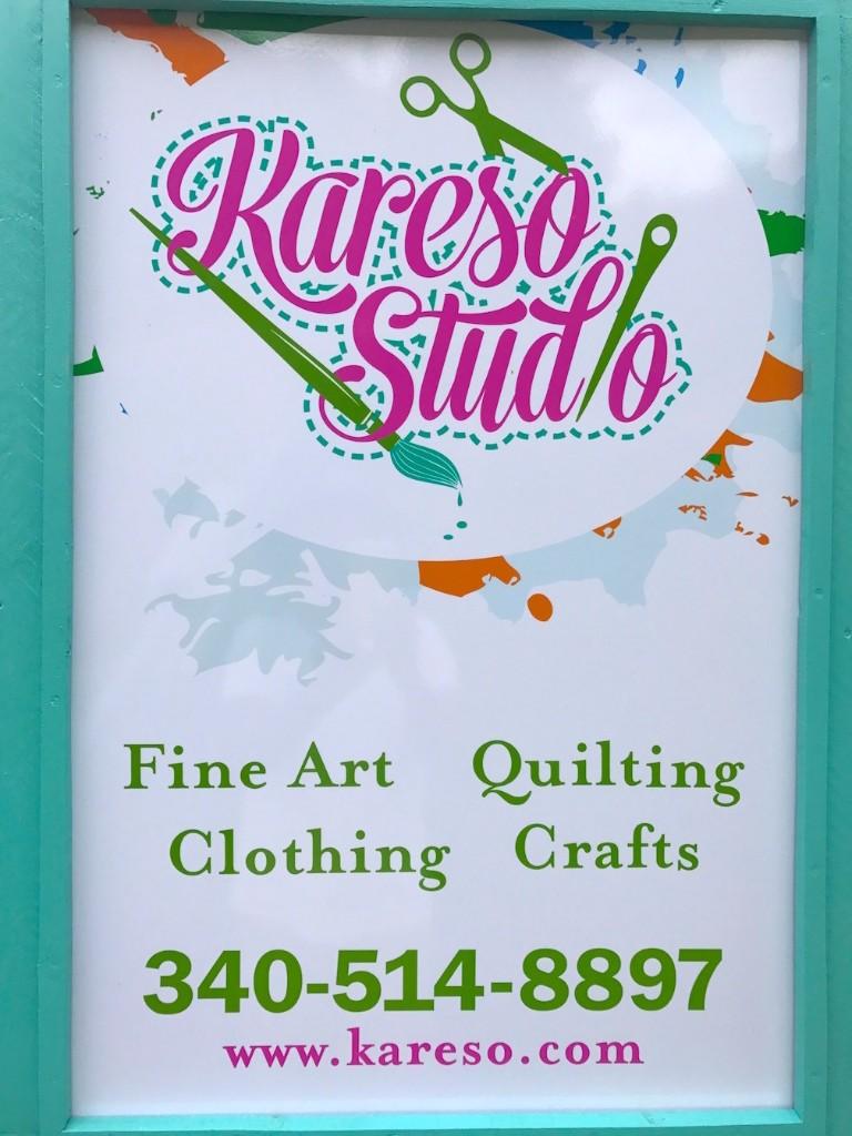 Kareso-Sign