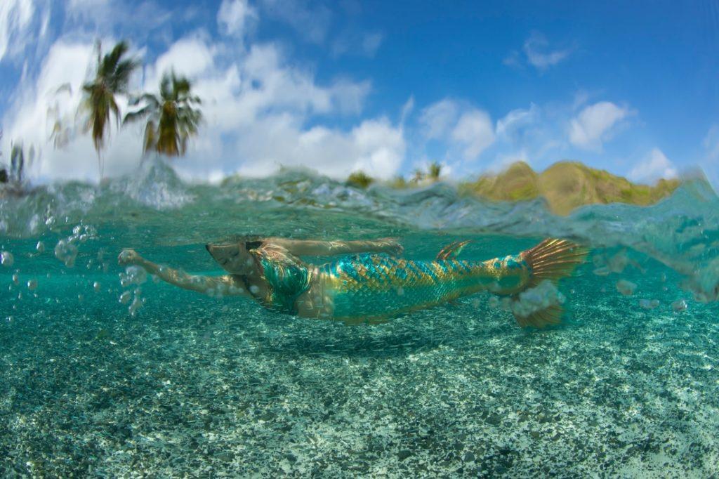Crystal D'abbraccio Mermaid Swim VI