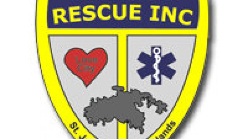 St John Rescue patch
