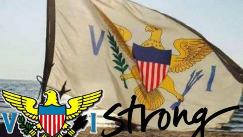 VI Strong flag
