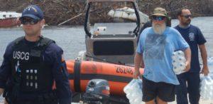 Hurricane Irma Maria Volunteers