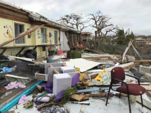 Irma Maria Businesses Destroyed