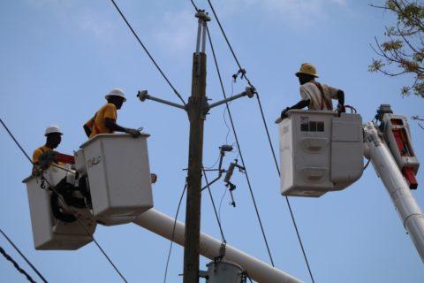 Virgin Islands Linemen