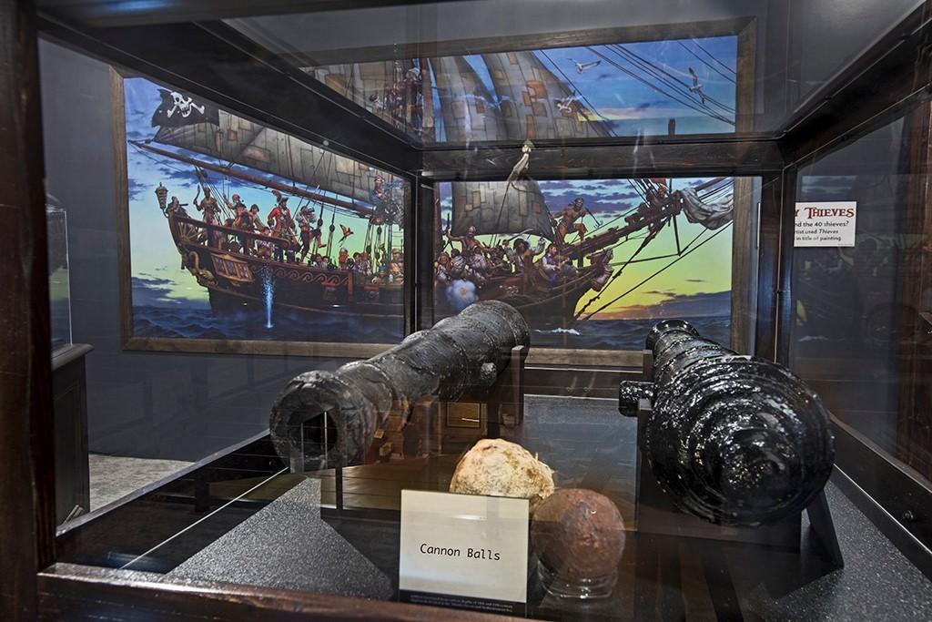 cannon-balls