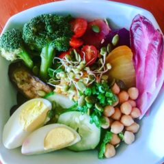 Photo of the Azul Cafe Power Bowl