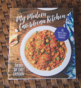 My Modern Caribbean Kitchen Book- Food on St. Thomas