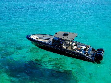 Obsidian Boat St. Thomas