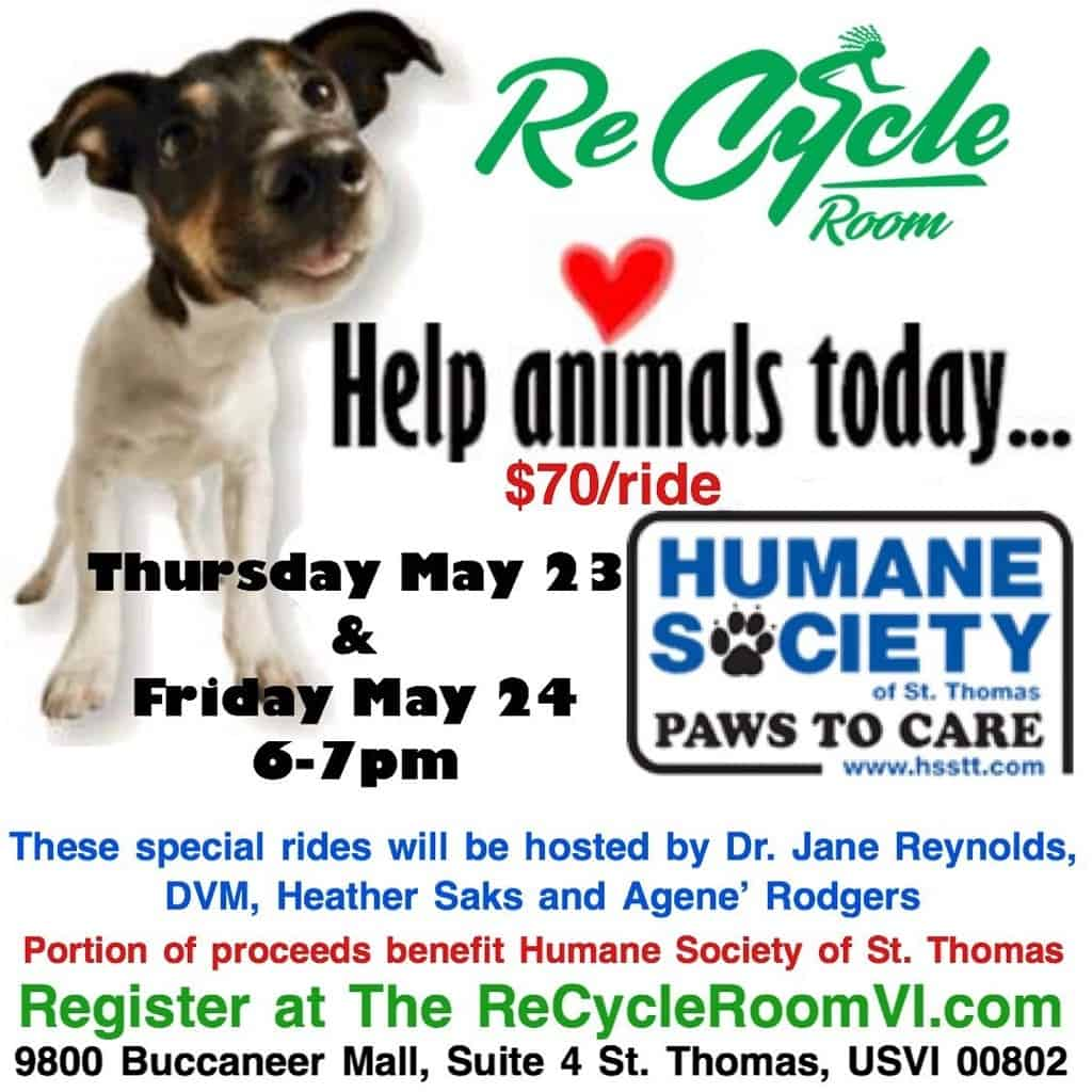 May 23rd & 24th- The Recycle Room VI- STT