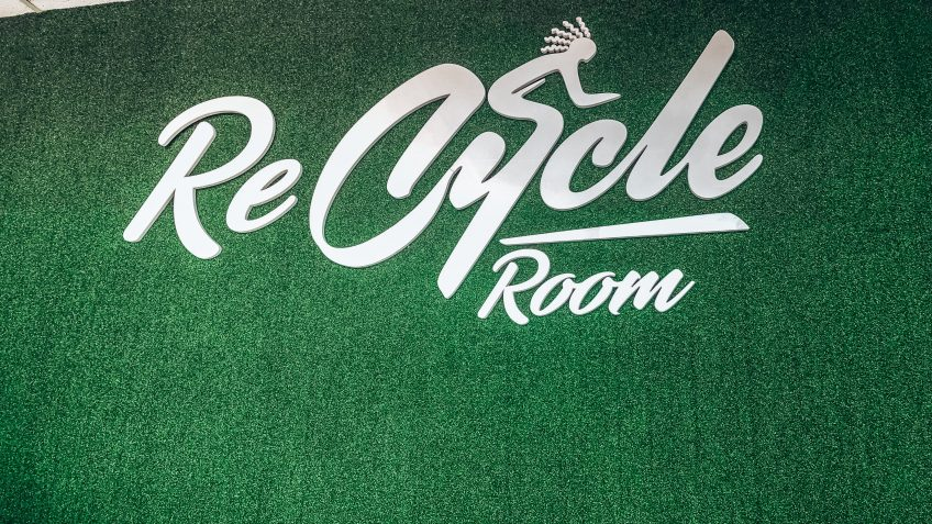The ReCYCLE Room St. Thomas