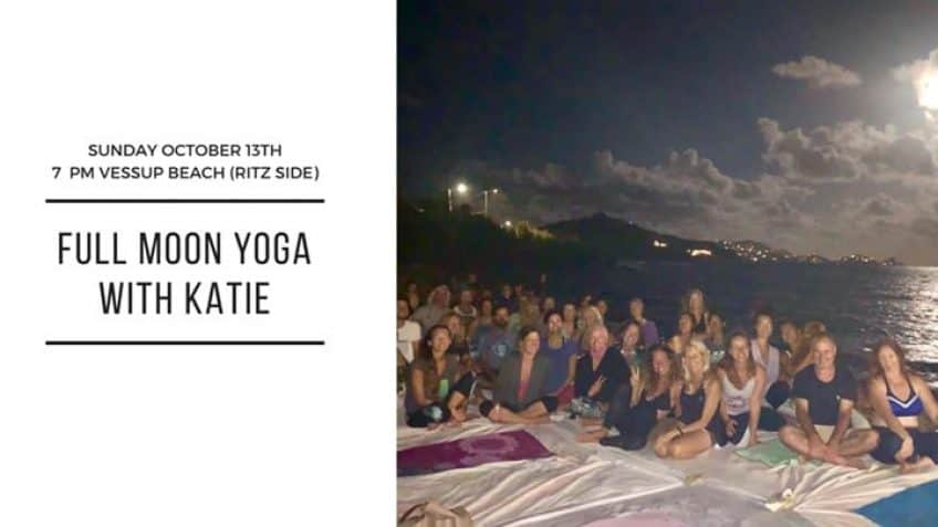 FULL MOON YOGA ON VESSUP