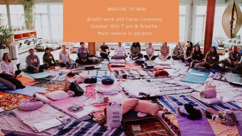 Breathe to Heal St. Thomas