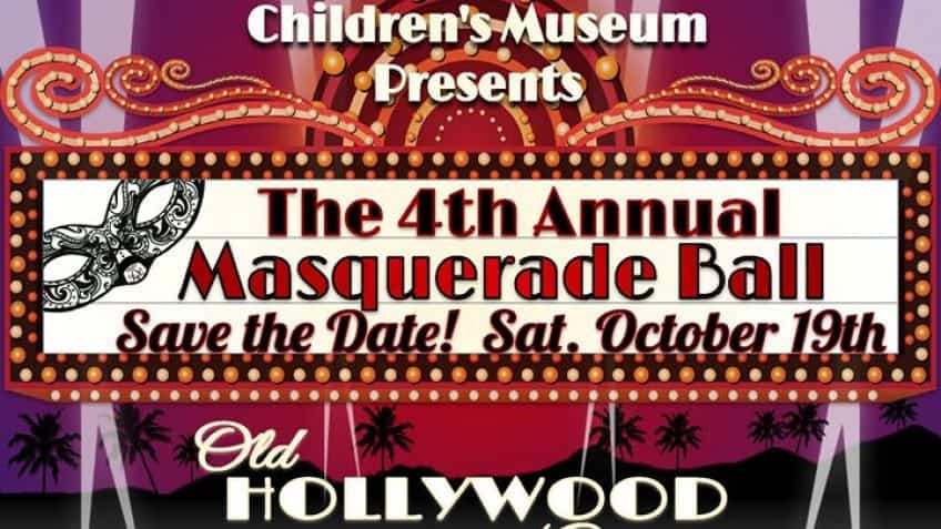 4th Annual Masquerade Ball