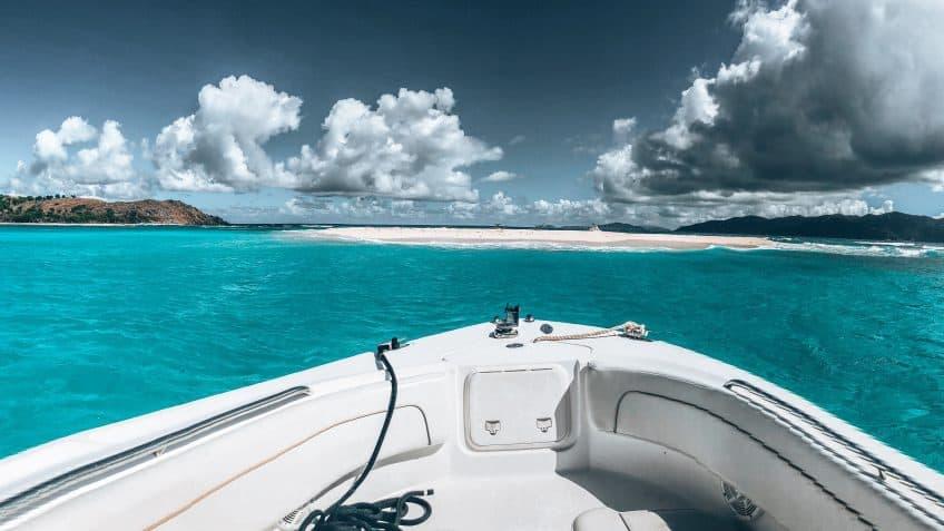 Chartering a Boat in the USVI