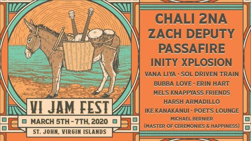Virgin Islands Jam Fest 2020
