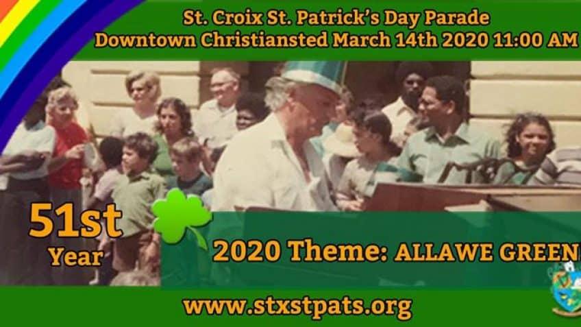 St. Croix St. Patrick's Day Parade
