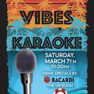 Island Vibes Karaoke Night