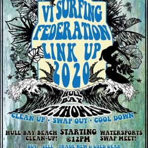 YES! + VI Surfing Federation Link Up 2020