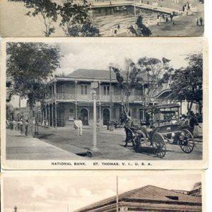 Presentation: 1800's Main St & Curacao Gade Neighborhood