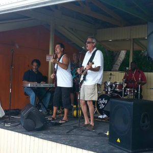 Brian Mccullough Band Live On Stage!