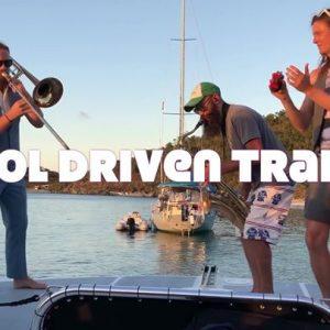 Sol Driven Train Full Moon Party at Sapphire Beach Bar