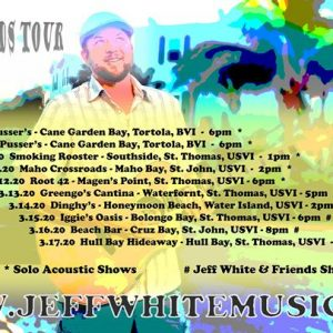 Jeff White – Live in Southside, St. Thomas