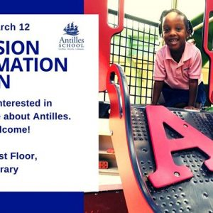 Antilles Admission Information Session