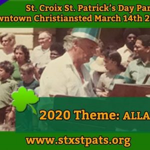 St. Croix St. Patrick's Day Parade