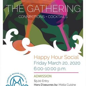 The Gathering – Cocktails and Connections