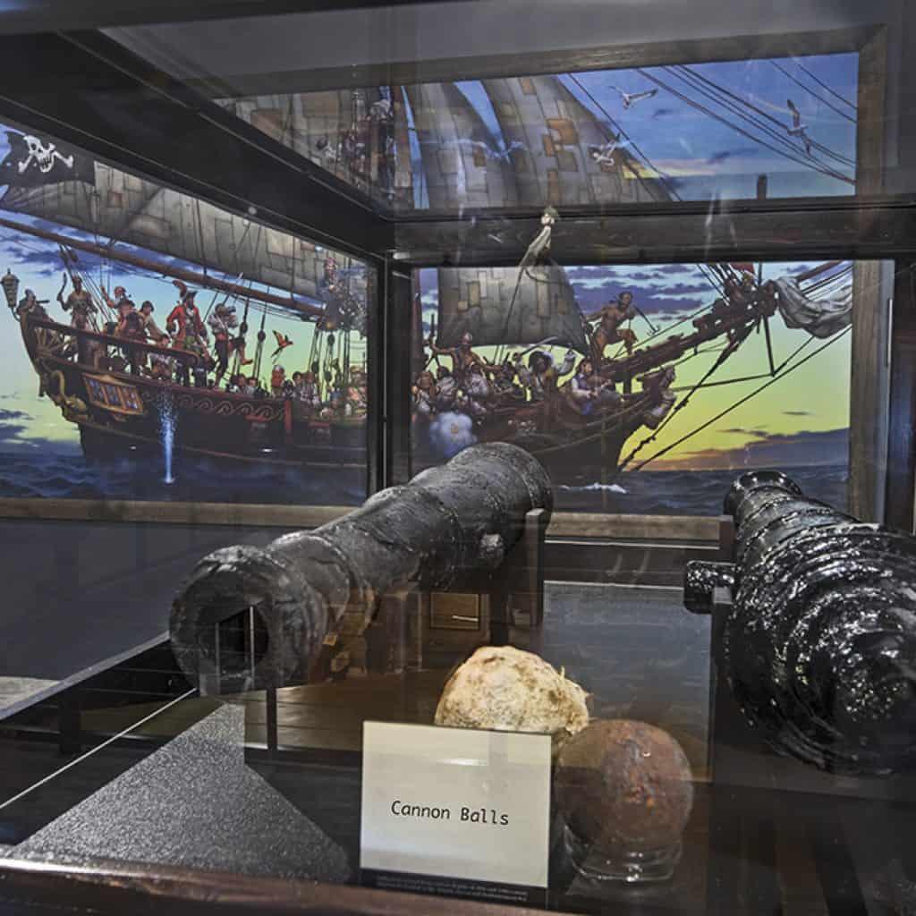 Pirates Treasure Museum St. Thomas