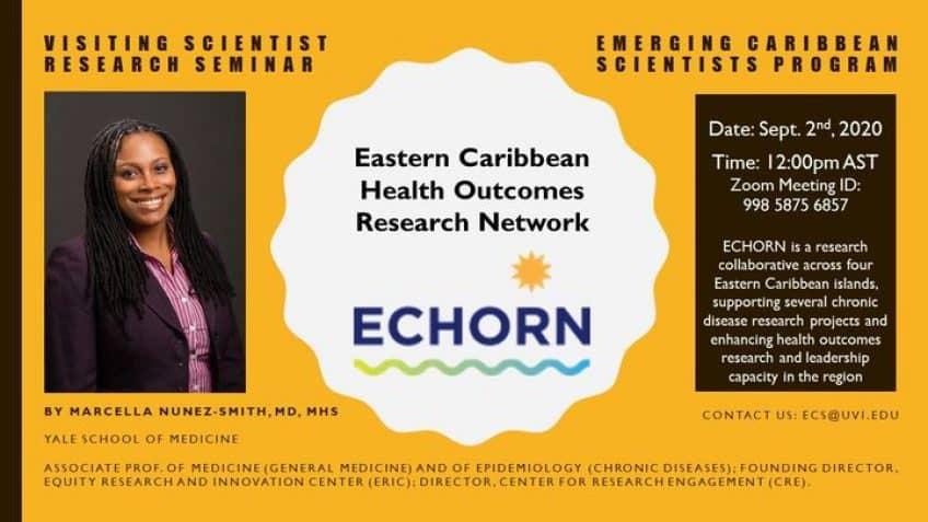ECS Visiting Scientist Seminar – Dr. Marcella Nunez Smith